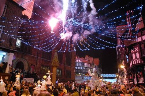 a guide to what s on this christmas in chester and