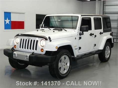 2012 Jeep Wrangler Towing Sell Used 2012 Jeep Wrangler Unltd 4x4 Hardtop 6spd