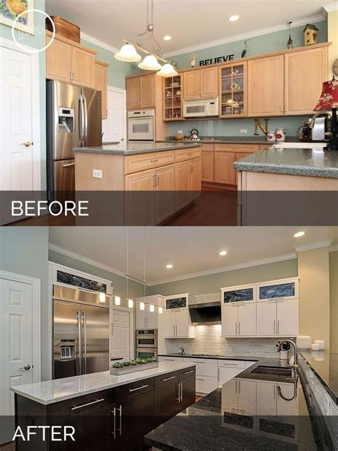 milwaukee kitchen remodel kitchen remodeling ideas and doug natalie s kitchen before after pictures