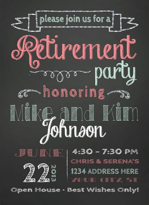 librarian retirement party 5x7 paper invitation card daily dose