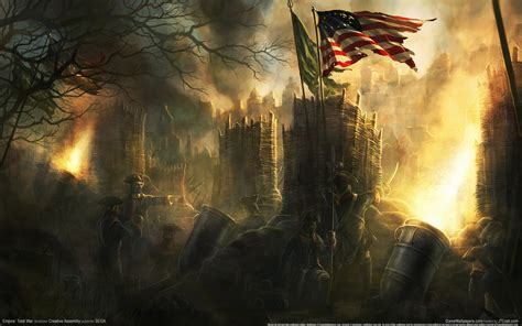 war background empire total war 4 wallpapers hd wallpapers id 5209