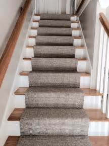 Woven Sisal Rugs Merida Flat Woven Wool Stair Runner By The Carpet Workroom