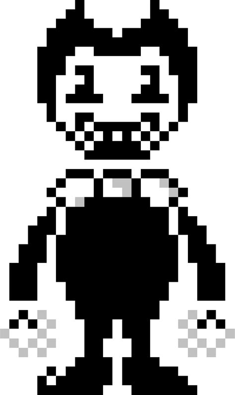 [Pixel] Bendy by Batchatillion25t on DeviantArt