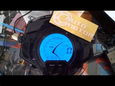 Speedometer Digital Jupiter Mx dcr speedometer for yamaha new jupiter mx