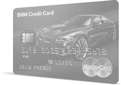 bmw credit cards konfigurator