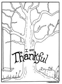 free thanksgiving coloring pages lds activity day ideas thanksgiving tree