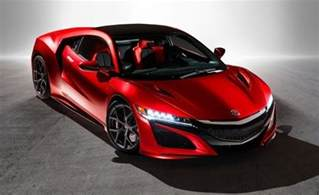 Acura Sports Cars The Top 10 Sports Cars To Look For In 2018