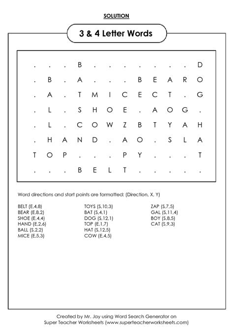 printable word search maker with answer key word search puzzle generator
