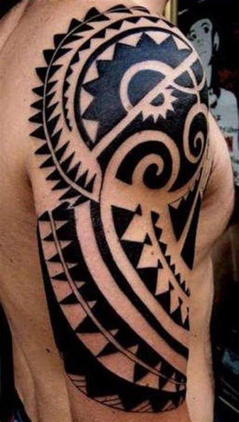simple tribal arm tattoos 30 beautiful and creative tribal tattoos for and