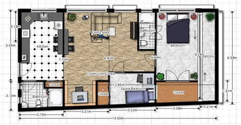 interior design projects apartment layout plan interior design project