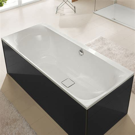 badewanne einbau hoesch thasos rechteck badewanne einbau 1800 x 800 x 490