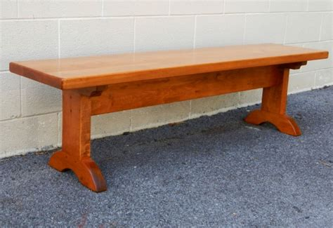trestle bench benches 171 antique tables
