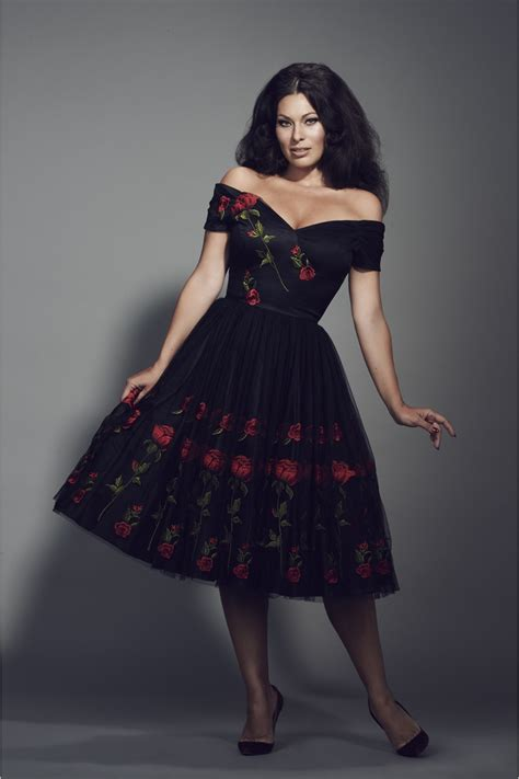 Pretty Dresses by The Pretty Dress Company Fatale Embroidered Prom Dress