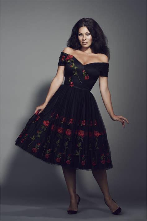 Pretty Dresses the pretty dress company fatale embroidered prom dress