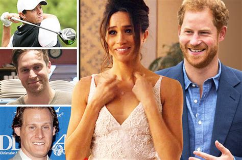 Meghan Markel And Prince Harry meghan markle and prince harry suits star s ex boyfriends