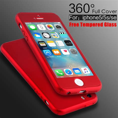 Iphone 5 5s 5se Slim Silicone Casing Black Premium 5s se luxury coverage of 360 degree pc for apple