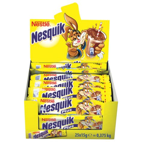 Free Sample Nestle Nesquik Chocolate Stick Packs 2016
