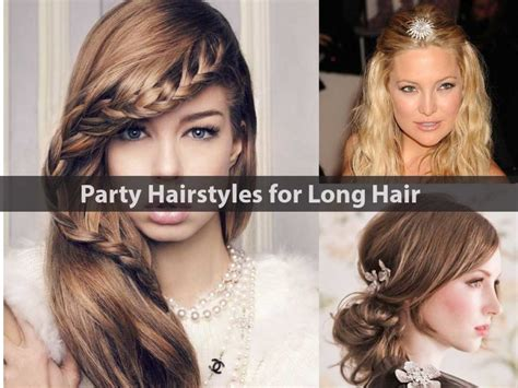 hairstyles for party for long hair 20 party hairstyles for long hair guide hairstyle for