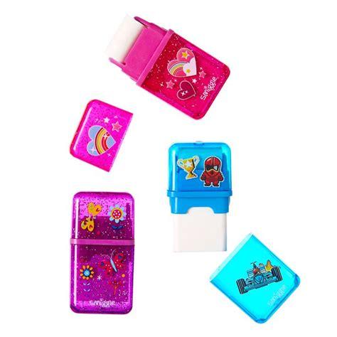 Smiggle Pencil Mechanic Pink image for roller eraser from smiggle uk smiggle shops and rollers