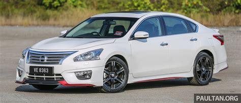 Nissan Sedans by Nissan Sylphy Teana Sedans Discontinued In Australia
