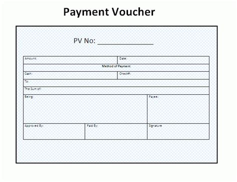 samples of payment vouchers best cash voucher format rishtay co