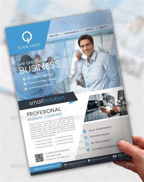 Professional Development Flyer Template