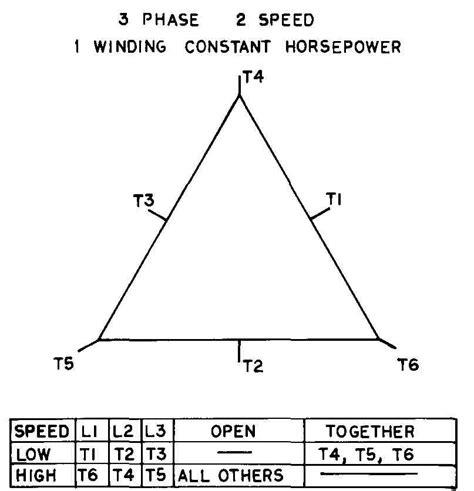 3 speed motor wiring diagram