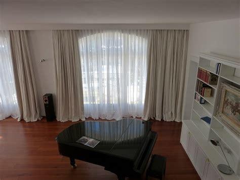 elegante schlafzimmer vorhänge k 252 che wei 223 gl 228 nzend
