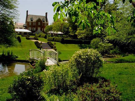 william paca house and garden william paca garden