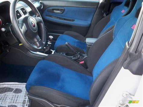 Subaru Wrx Interior Mods by 2007 Subaru Impreza Wrx Sti Interior Photo 63052723