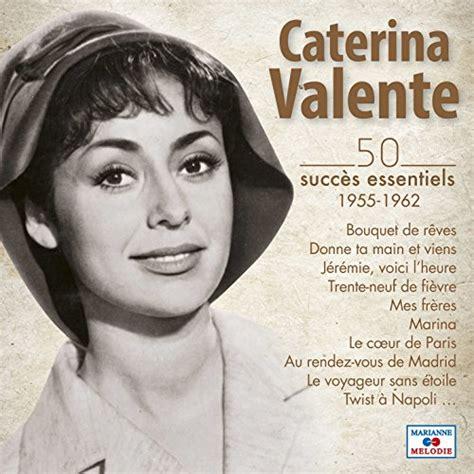 caterina valente gilbert becaud square s 233 verine feat gilbert b 233 caud by caterina valente