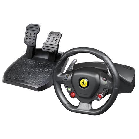miglior volante per xbox 360 volante 458 italia racing wheel for xbox 360 di