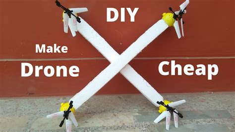 how to make a drone at home easy shamshad maker