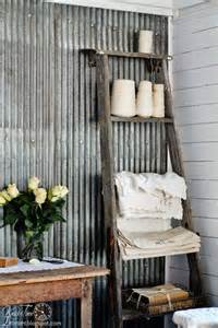 metal bathroom wall ways to decorate with corrugated metal decorating your