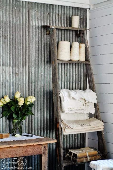 corrugated metal bathroom walls ways to decorate with corrugated metal decorating your