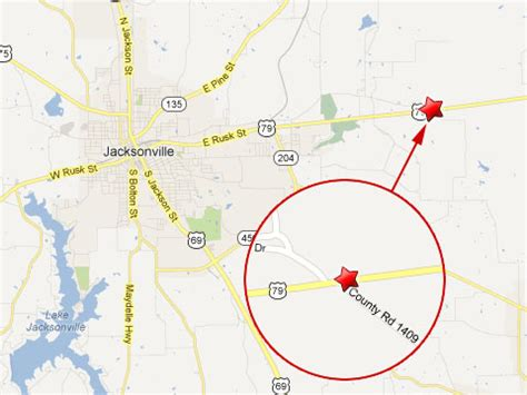 jacksonville texas map four killed in fatal 18 wheeler on us 79 in jacksonville tx truck lawyer