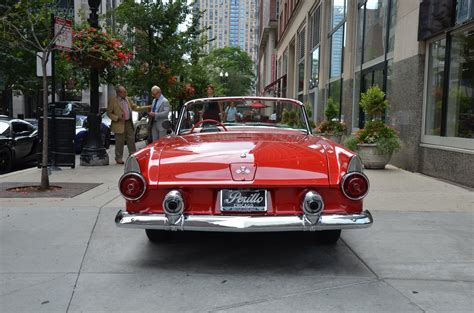 Ford Dealers Chicago by 1955 Ford Thunderbird Stock Ford For Sale Near Chicago
