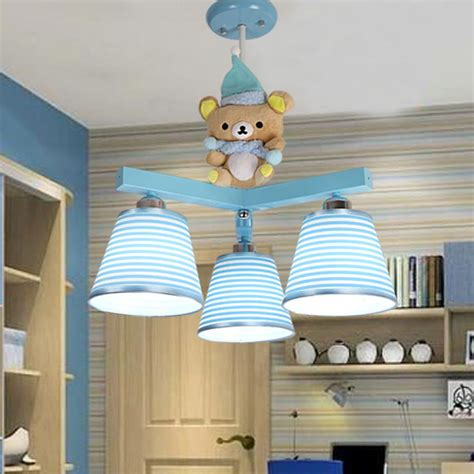 kids bedroom lights blue bear ls for chic and cute kids bedroom ideablue