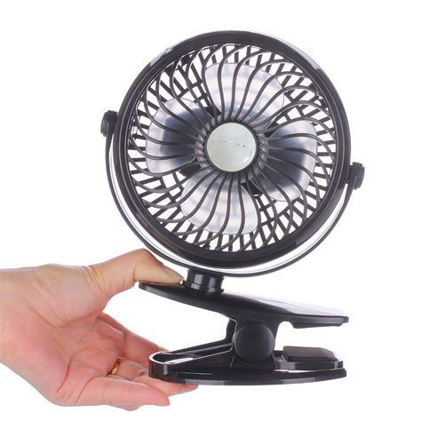 Kipas Angin Yang Dicas kipas klip portable kipas angin mini yang mudah dipasang
