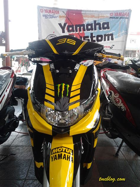 Lu Alis Soul Gt yamaha soul gt tech3 special edition tmc motonews