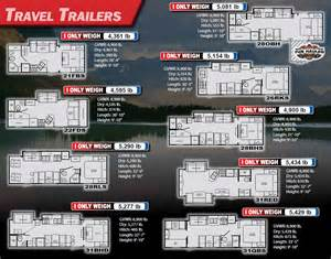 North Country Rv Floor Plans by Heartland North Trail Travel Trailer Floorplans Large
