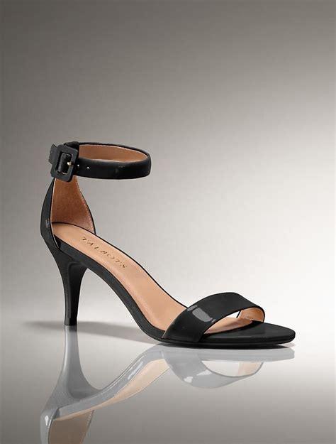 black heels tsaa heel