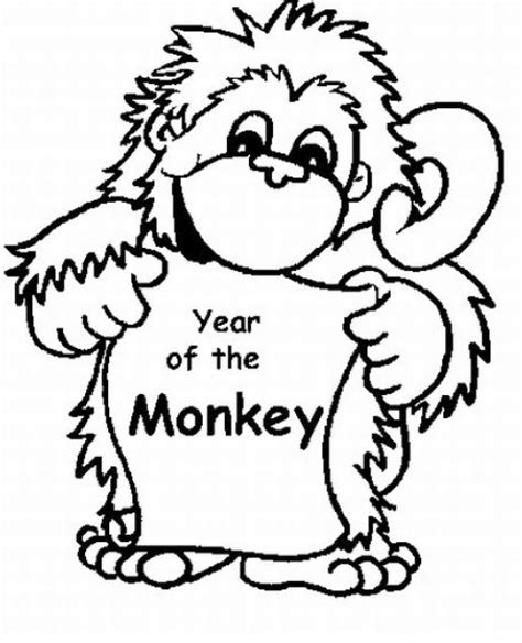 cute monkey coloring pages coloring part 3 cute baby monkey coloring pages