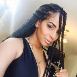 what hair use boxbraids 65 box braids hairstyles for black women