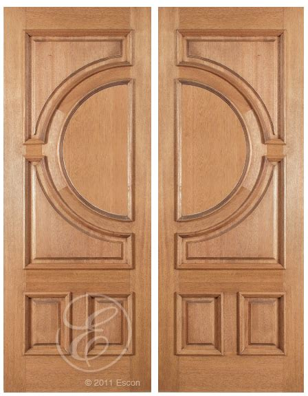 conner  side raised moulding mahogany wood exterior