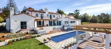 Spanish Revival Homes by Custom Home Builder Spanish Revival California