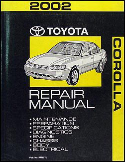 auto repair manual online 1994 toyota tercel security system 1994 2002 toyota corolla tercel 3 speed auto transmission repair shop manual