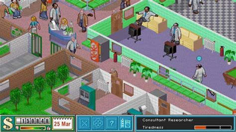 theme hospital newspaper origin gives away theme hospital free on the house