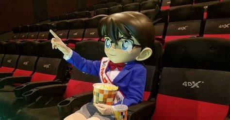 Detektif Conan Readers Choice Limited detective conan to launch 4d attraction based on 20th