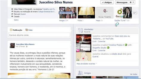 fb video como postar v 237 deo no facebook na linha do tempo do amigo
